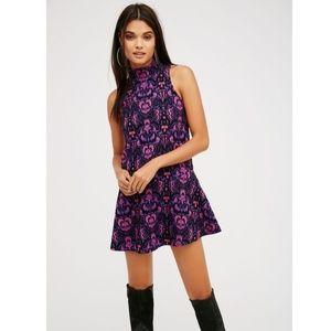 Free People Amelia Mini Dress